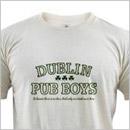 DUBLIN PUB BOYS