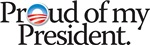 Proud of My President