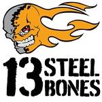 13 Steel Bones
