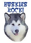 Huskies Rock!