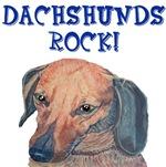 Dachshunds Rock!