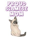 Proud Siamese Mom
