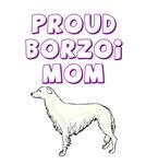 Proud Borzoi Mom