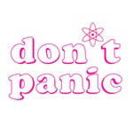 Dont Panic in Pink