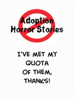 Adoption horror stories