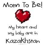 Mom to be Kazakh adoption