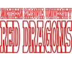 Northern Masovia University Red Dragons Mascot