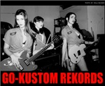 Go-Kustom Rekords Apparel