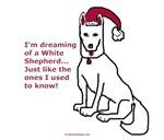 Dreaming of a White Shepherd