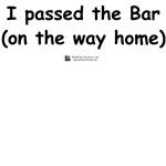 Passed the Bar