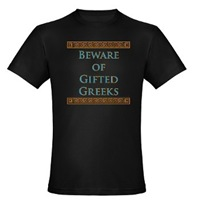 Gifted Greeks Men's Clothing