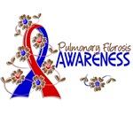 Awareness 6 Pulmonary Fibrosis Tees and Merchandis