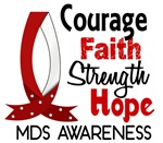 Courage Faith 1 MDS Merchandise