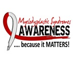 Awareness 2 MDS Shirts and Gifts