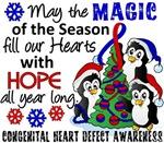 Christmas Penguins CHD Gifts