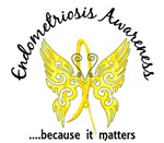 Butterfly 6.1 Endometriosis Gifts