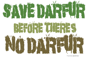 Before There's No Darfur 1