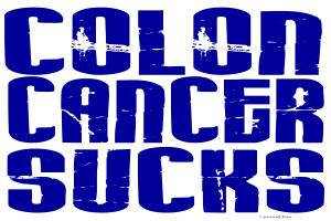 Colon Cancer Sucks 1.1