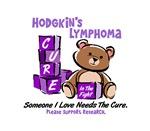 Bear & Blocks 3 Hodgkin's Lymphoma Kids Shirts