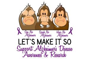 See Speak Hear No Alzheimers 2