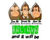 See Speak Hear No Muscular Dystrophy 3