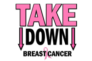 Take Down Breast Cancer 1