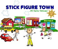 Stick Figure COLLECTION