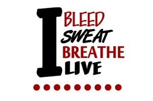 Bleed Sweat Breathe Karate T-Shirts & Gifts