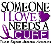 Needs A Cure ANOREXIA