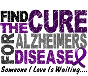 Find The Cure 1 ALZHEIMER'S DISEASE Shirts & Gifts