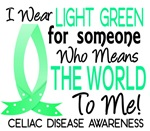 Means World To Me 1 Celiac Disease Shirts
