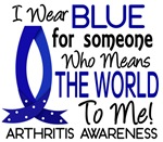 Means World To Me 1 Arthritis Shirts