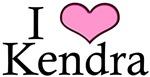 I Heart Kendra