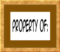 Property Of: