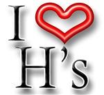 I Heart H Names