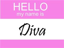 Hello My Name Is Diva