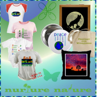 Nature and Environment T-shirts and Gifts