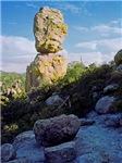 Chiricahua Mountains Balancing Rock