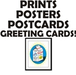 Missing Person/Inclusion Cards, Prints, more!