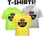 See the Ability! T-shirts