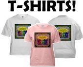 Celebrate Diversity T-shirts