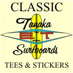 60's Tanaka Surfboards