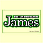 James Custom Surfboards