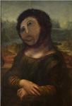 restored Mona Lisa