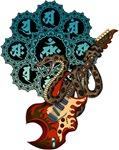 Snake Guitar 05