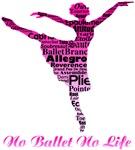 No Ballet No Life 2