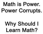 Math is Power