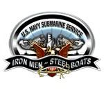 USN Sub Service Iron Steel