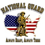 National Guard Always Ready