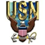 USN Navy Gold Eagle